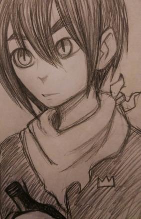 Yato sketch