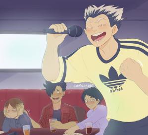 karaoke bo