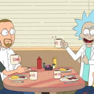 Rick & Morty commission