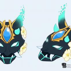 Xiao masks