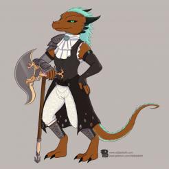 dragonborn commission